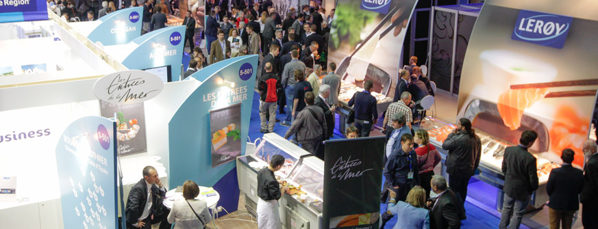 SEAFOOD EXPO BRUSSEL.LES 2018