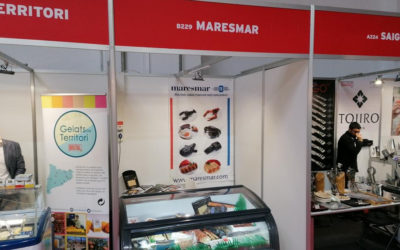 Maresmar at the Barcelona Gastronomic Fair in 2019